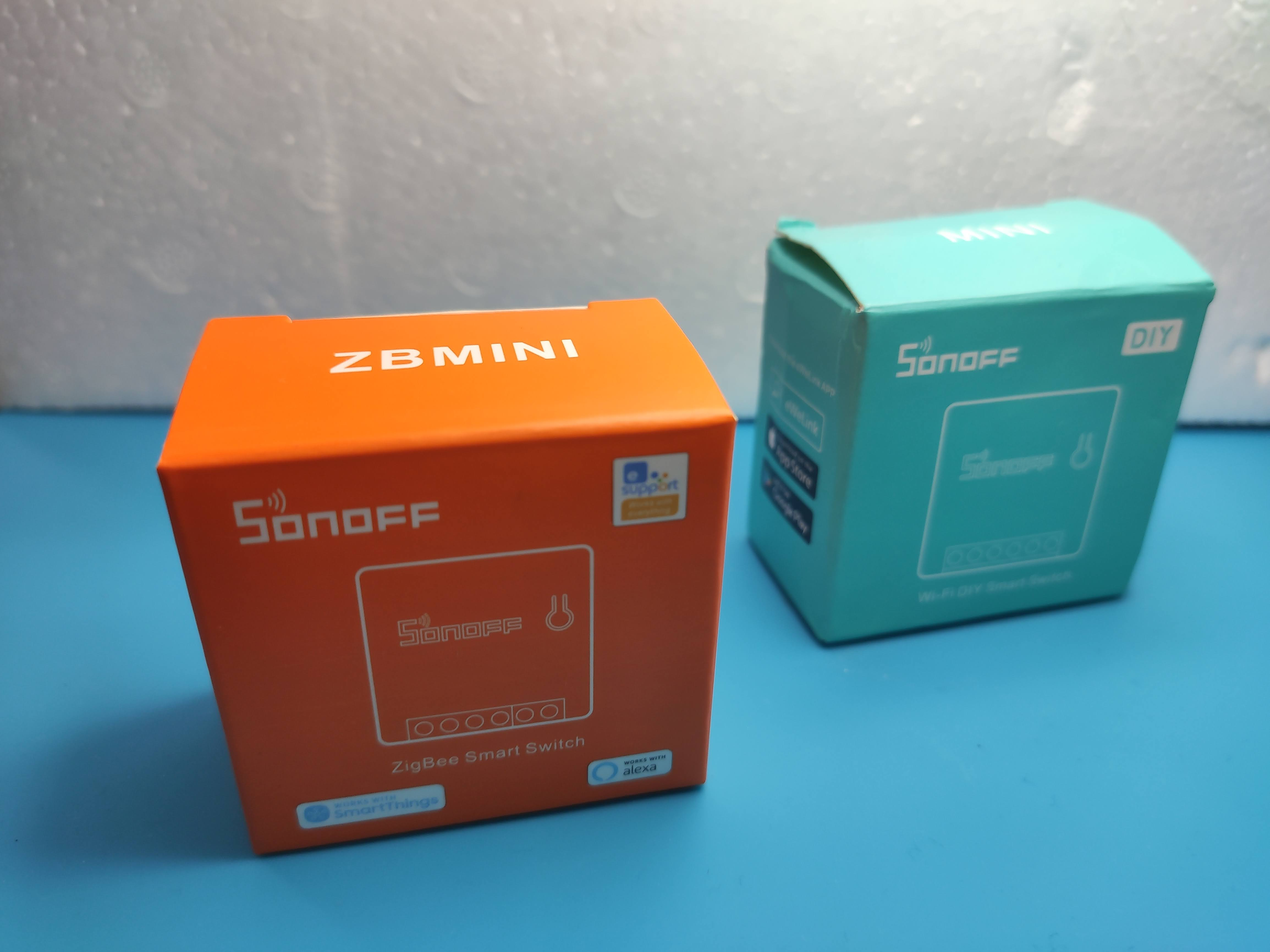 Sonoff Zbmini Review